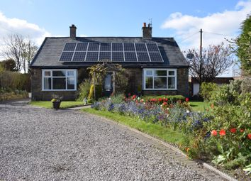 Thumbnail 3 bed detached bungalow for sale in Cresswell, Morpeth