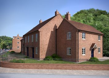 Thumbnail 2 bedroom semi-detached house for sale in Ironbridge, Shropshire
