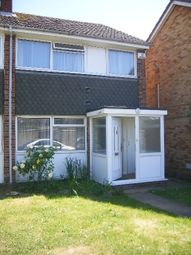 Thumbnail 3 bed semi-detached house to rent in Channel Close, Hounslow