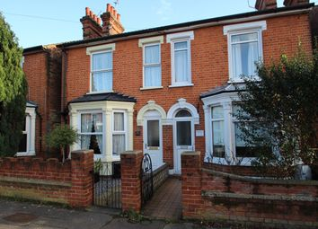 Thumbnail 2 bedroom semi-detached house for sale in Faraday Road, Ipswich