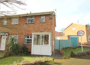 Thumbnail 2 bed semi-detached house for sale in Appledore Drive, Oakwood, Derby