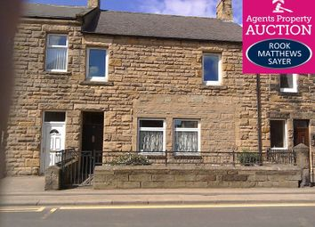 Thumbnail 3 bed terraced house for sale in Wagonway Road, Alnwick