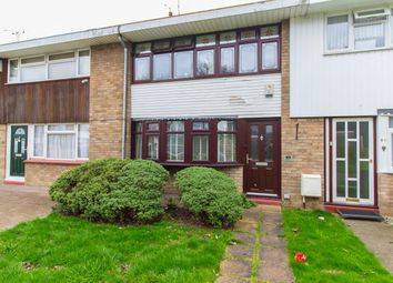 Thumbnail 3 bed terraced house for sale in Woolmer Green, Basildon