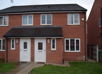 Thumbnail 3 bed town house to rent in Rowan Tree Court, Outwood, Wakefield