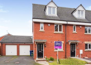 3 bed mews house for sale in Parsonage Close, Leyland PR26