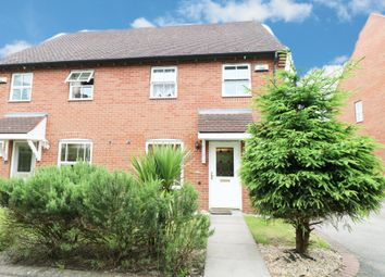 Thumbnail 3 bed semi-detached house for sale in Clay Pit Lane, Dickens Heath, Shirley, Solihull