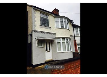 Thumbnail 5 bed terraced house to rent in Richmond Hill, Luton