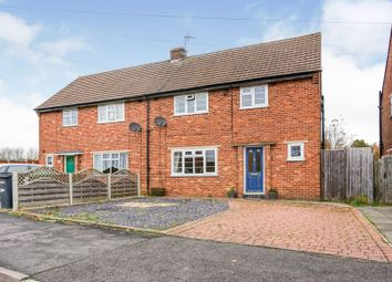 Thumbnail 3 bed semi-detached house for sale in Regency Road, Melton Mowbray