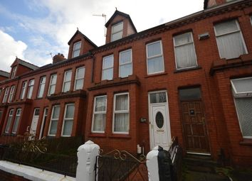 Thumbnail 3 bed terraced house for sale in Cambridge Road, Seaforth, Liverpool