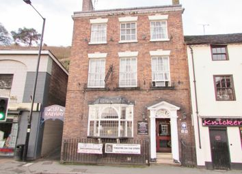 Thumbnail Hotel/guest house for sale in 3 Underhill Street, Bridgnorth