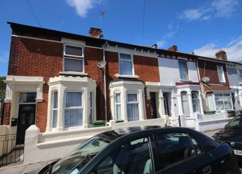 Thumbnail 3 bed end terrace house for sale in Dover Road, Portsmouth