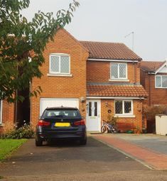 Thumbnail 3 bed detached house to rent in Franklin Drive, Spalding