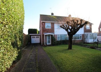 Thumbnail 3 bed semi-detached house for sale in Hillmead Gardens, Bedhampton, Havant