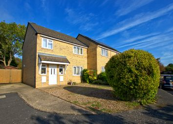 Thumbnail 3 bed semi-detached house for sale in Belbin Way, Sawston, Cambridge