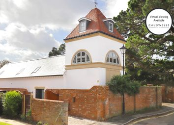 Cannon Street, Lymington, Hampshire SO41. 4 bed detached house for sale
