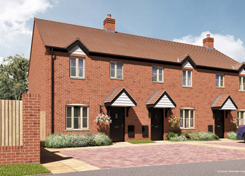 Thumbnail 3 bedroom terraced house for sale in Banbury Road, Southam, Warwick