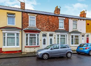Thumbnail 3 bedroom terraced house for sale in Surrey Street, Middlesbrough