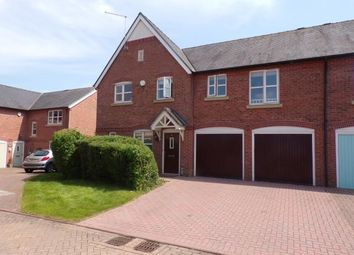 Thumbnail 4 bed semi-detached house for sale in St. Clements Court, Weston, Crewe, Cheshire