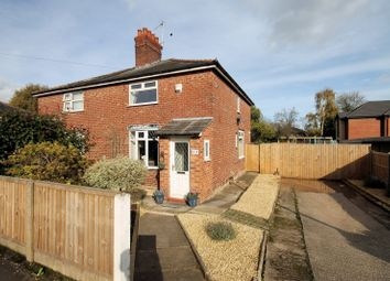 Thumbnail 2 bed property for sale in Leigh Avenue, Knutsford