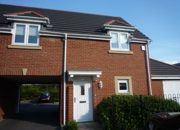 Thumbnail 2 bed detached house to rent in Chadwick Way, Hamble, Southampton