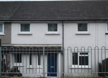 Thumbnail 3 bed terraced house to rent in Tyle Fforest, Treherbert, Treorchy
