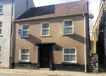 Thumbnail 2 bed semi-detached house for sale in High Street, Llandovery