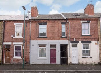 2 bed terraced house for sale in Hudson Street, Nottingham NG3