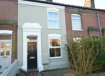 Thumbnail 2 bed terraced house for sale in Wingfield Road, Norwich