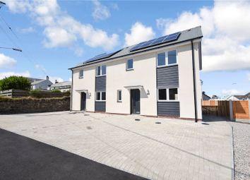 Thumbnail 3 bed semi-detached house for sale in Pengelly, Delabole