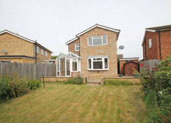 Thumbnail 4 bedroom detached house to rent in Bramley Road, East Peckham, Tonbridge