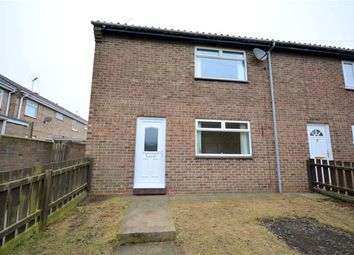 Thumbnail 2 bed end terrace house for sale in Oakley Green, West Auckland, Bishop Auckland