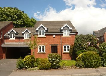Thumbnail 4 bed detached house to rent in Sister Dora Avenue, St Matthews Estate, Burntwood