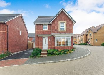 Thumbnail 3 bed detached house for sale in Well Walk, St. Athan, Barry