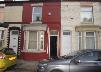 Thumbnail 2 bedroom terraced house to rent in Webster Road, Liverpool
