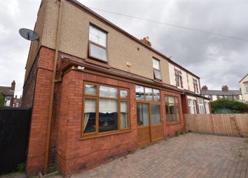 Thumbnail 3 bed semi-detached house for sale in Ailsa Road, Wallasey