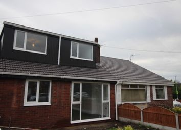 Thumbnail 4 bed bungalow for sale in Windmill Lane, Denton, Manchester