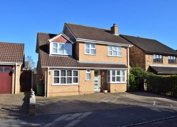 Thumbnail 5 bed detached house for sale in Tottenham Walk, Owlsmoor, Sandhurst