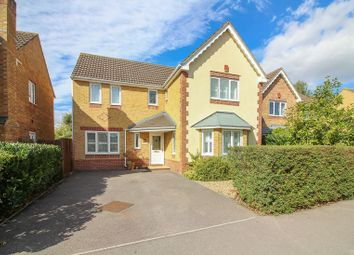 Thumbnail 4 bed detached house for sale in Bramble Drive, Westbury