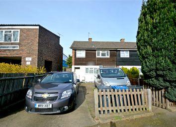Thumbnail 3 bed end terrace house for sale in Longheath Gardens, Croydon
