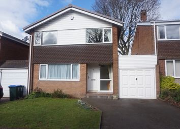 Thumbnail 4 bedroom link-detached house for sale in Garman Close, Great Barr, Birmingham