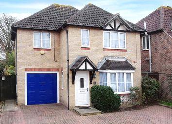 Thumbnail 4 bed detached house for sale in Campion Close, Rustington, Littlehampton