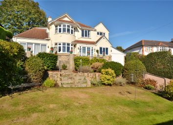 Thumbnail 5 bed detached house for sale in The Laurels, The Lane, Alwoodley, Leeds