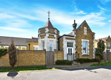 Thumbnail 4 bed end terrace house for sale in East Wing, The Residence, Chapel Drive, Dartford Kent