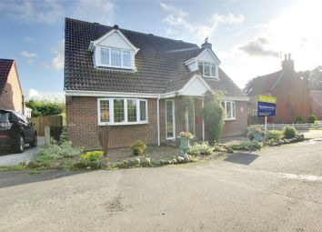 Thumbnail 4 bed detached house for sale in Park Row, Sproatley, Hull, East Yorkshire