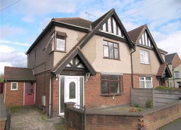 Thumbnail 3 bedroom semi-detached house for sale in Nottingham Road, Somercotes, Alfreton