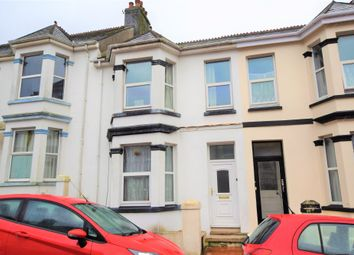 Thumbnail 6 bed terraced house for sale in Welbeck Avenue, City Centre, Plymouth