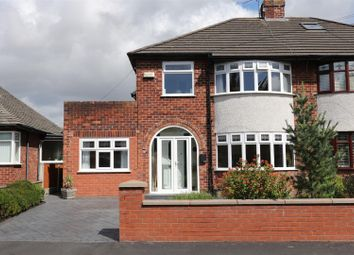 Thumbnail 4 bed semi-detached house for sale in Buttermere Road, Broadgreen, Liverpool