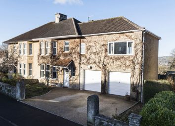Thumbnail 5 bed semi-detached house for sale in Hensley Road, Bath