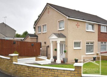 Thumbnail 3 bed semi-detached house for sale in Copperfield Lane, Uddingston, Glasgow