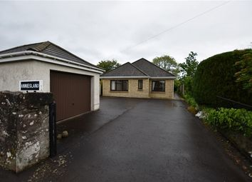 Thumbnail 3 bed detached bungalow for sale in Auchterarder